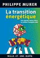 La Transition énergétique: Une…