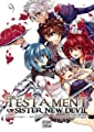 Acheter The Testament of Sister New Devil volume 9 sur Amazon