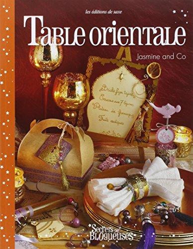 table-orientale