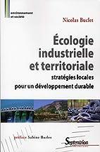 Ecologie industrielle et territoriale…