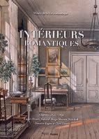 Intérieurs romantiques - Aquarelles,…