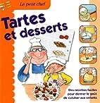 Tartes et desserts by N/A