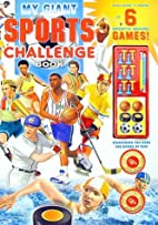 My Giant Sports Challenge Book by Andre…