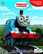 Thomas & Friends (My Busy Books) by Phidal…