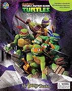 Teenage Mutant Ninja Turtles (My Busy Books)…