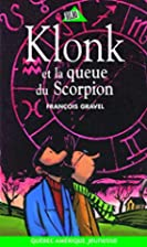 Klonk 08 - Klonk et la queue du Scorpion…