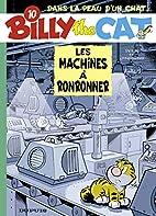 Billy the Cat, Tome 10 : Les machines à…