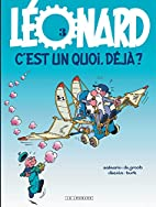 Who Is This Guy Anyway? (Leonardo #3) by Bob…