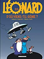 Léonard, tome 25 : D'où viens-tu, génie ?…