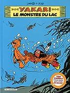 Yakari 17 : Le monstre du lac by Derib