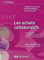 Les achats collaboratifs : Pourquoi et…
