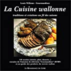 Cuisine wallonne by Louis Willems