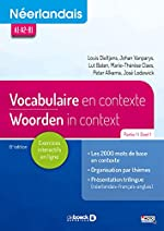 Néerlandais - Vocabulaire en contexte partie 1 / Woorden in context deel 1 - Louis DIELTJENS