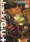 Hamazaki, Tatsuya: hack gu t.3