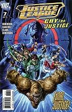 Justice League, Tome 2 : La justice à tout…
