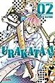 Acheter Urakata!! volume 2 sur Amazon