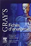 Drake, Richard L.: Gray's Fiches D'anatomie / Gray's Anatomy Sheets (French Edition)