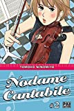 Ninomiya, Tomoko: Nodame Cantabile, Tome 2 (French Edition)