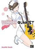 Acheter Yozakura Quartet volume 8 sur Amazon