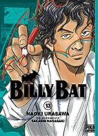 Billy Bat, Volume 13 by Naoki Urasawa