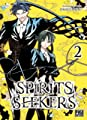 Acheter Spirits Seekers volume 2 sur Amazon