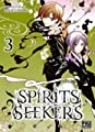 Acheter Spirits Seekers volume 3 sur Amazon