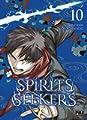 Acheter Spirits Seekers volume 10 sur Amazon
