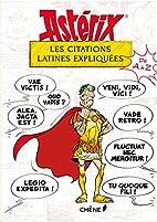 Astérix : Les expressions latines…