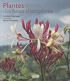 Plantes des haies champêtres by…
