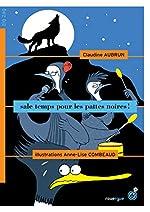 Sale temps pour les Pattes noires ! - Claudine Aubrun