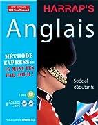 Harrap's Anglais : Méthode…