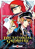 Acheter Dictatorial Grimoire volume 3 sur Amazon
