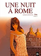 Une nuit à Rome, Tome 2, cycle 1 : by…