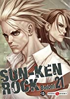 Sun-Ken Rock, Volume 21 by Boichi
