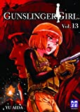 Acheter Gunslinger Girl volume 13 sur Amazon
