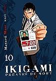 Acheter Ikigami volume 10 sur Amazon