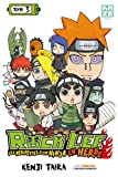 Acheter Rock Lee volume 3 sur Amazon