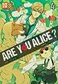 Acheter Are You Alice? volume 4 sur Amazon