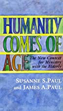 Humanity Comes of Age: The New Context for…