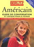 Berlitz US English for French Phrase Book by…