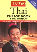 Berlitz Thai Phrase Book by Inc. Berlitz…