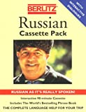 [???]: Berlitz Russian Cassette Pack: Russian As It&#39;s Really Spoken!