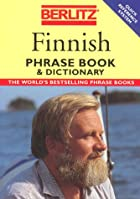 Berlitz Finnish Phrase Book & Dictionary by…