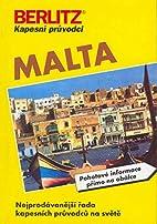 Berlitz Pocket Guide Malta by Berlitz Guides
