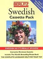 Berlitz Swedish: Swedish As It's Really…