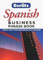 Spanish Business Phrase Book (Berlitz)…