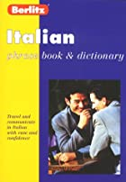 Berlitz Italian Phrase Book and Dictionary…