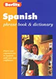[???]: Berlitz Spanish Phrase Book & Dictionary