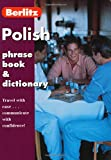 Berlitz Editors: Polish Phrase Book