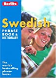 [???]: Berlitz Swedish Phrase Book & Dictionary